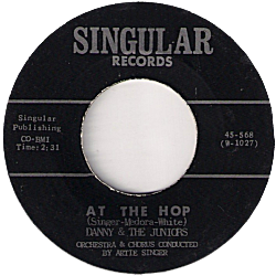 At The Hop - Danny and The Juniors