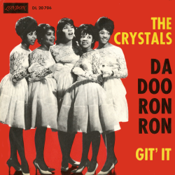 Da Doo Ron Ron - The Crystals