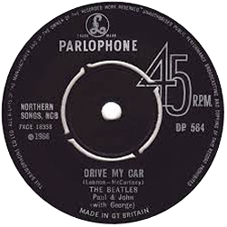 Drive My Car - The Beatles