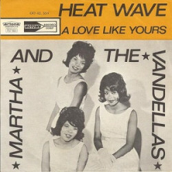 Heat Wave - Martha and The Vandellas
