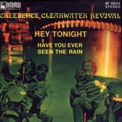 Hey Tonight - Creedence Clearwater Revival