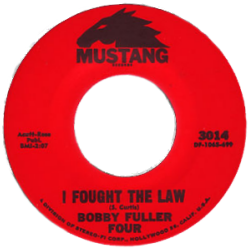 I Fought the Law - The Bobby Fuller Four