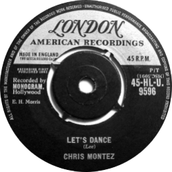Let's Dance - Chris Montez