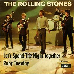 Let's Spend The Night Together - The Rolling Stones