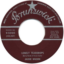 Lonely Teardrops - Jackie Wilson