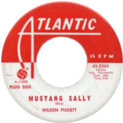 Mustang Sally - Wilson Pickett