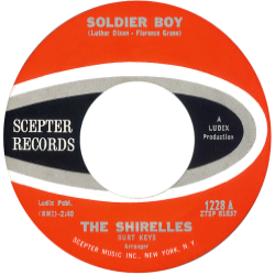 Soldier Boy - The Shirelles