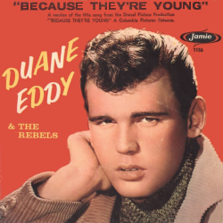 Because They're Young - Duane Eddy and The Rebels
