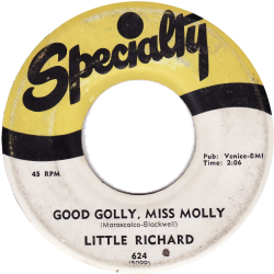 Good Golly, miss molly - Little Richard
