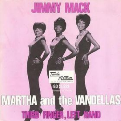 Jimmy Mack - Martha Reeves and The Vandellas