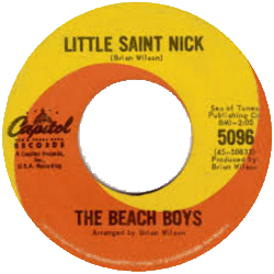 Little Saint Nick - The Beach Boys